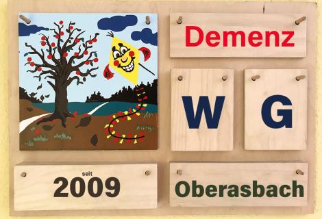 10 Jahre selbstbestimmt leben in der Demenz-WG in Oberasbach