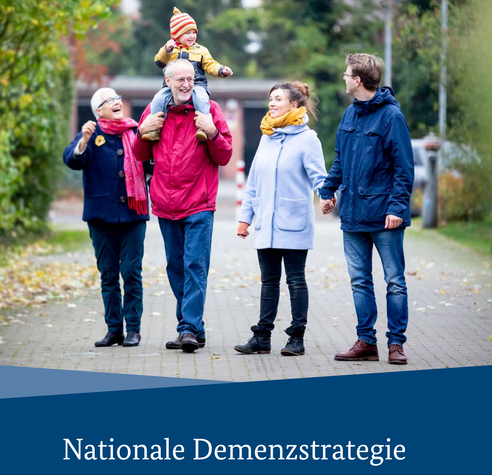 Nationale Demenzstrategie
